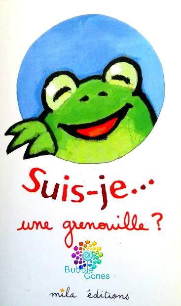 suis je une grenouille